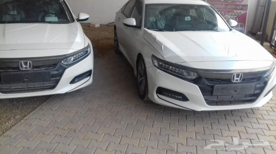 هوندا اكورد 2018 سبورت  سعودى