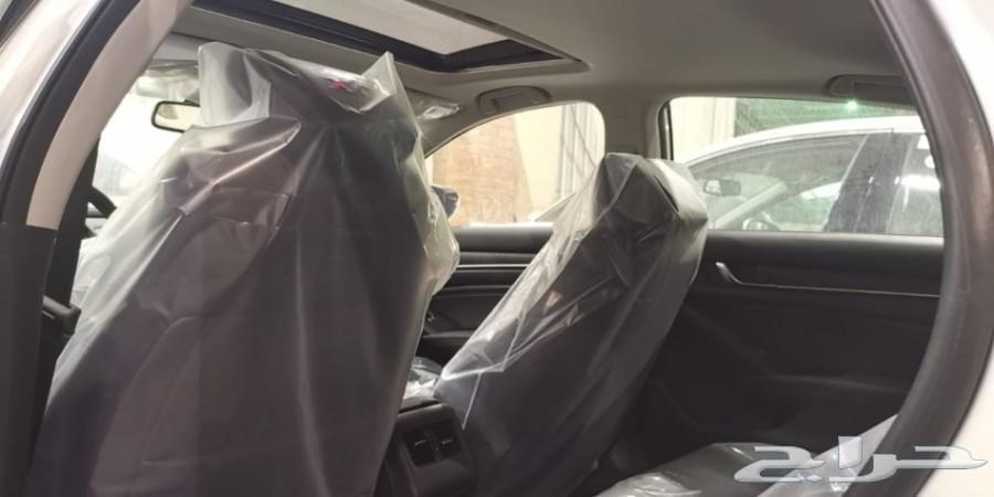 هوندا اكورد EX فل بدون ردار 1.5cc 2018 خليجي