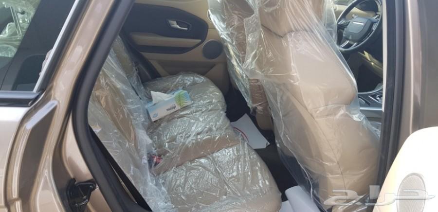 للبيع  رنج روفر إيفوك  م 2017   ماشي 35300