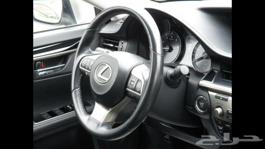 2016 Lexus es350 استيراد ع الطلب