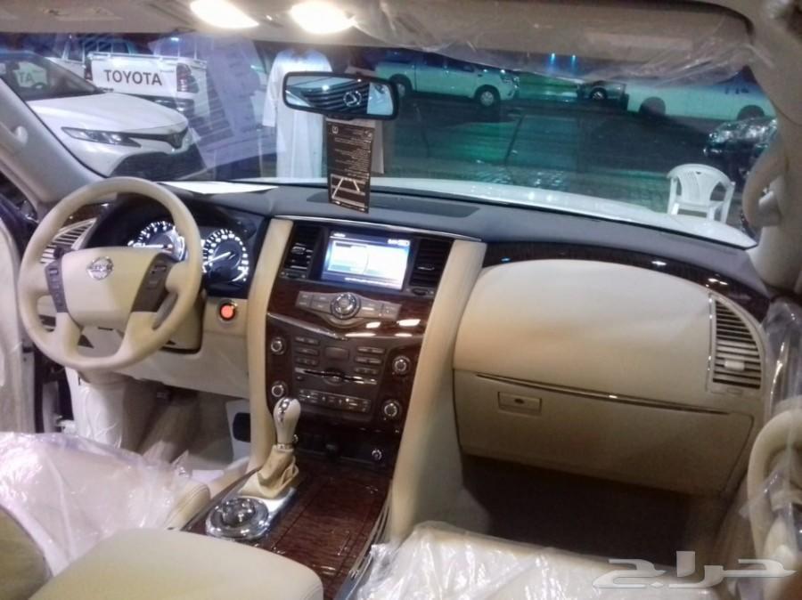 باترول تيتانيوم 2017 سعودي400 بالنقد والتقسيط