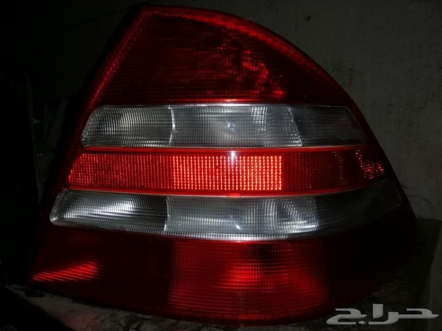 سطبات خلفيه مرسيدس فياقرا S500
