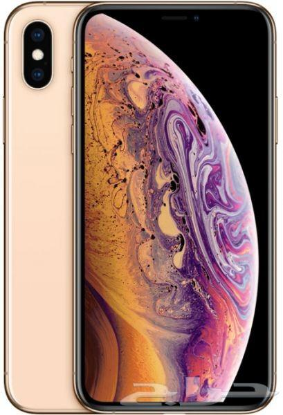Apple iphone xs max Gold color 256 Gb. 1