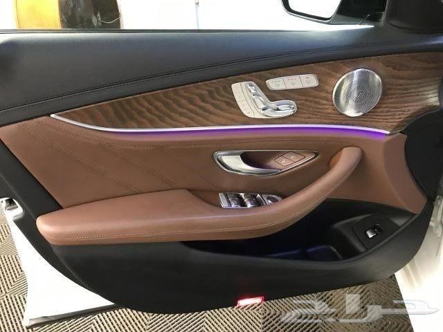 مرسيدس E43 AMG 2017 فل كامل