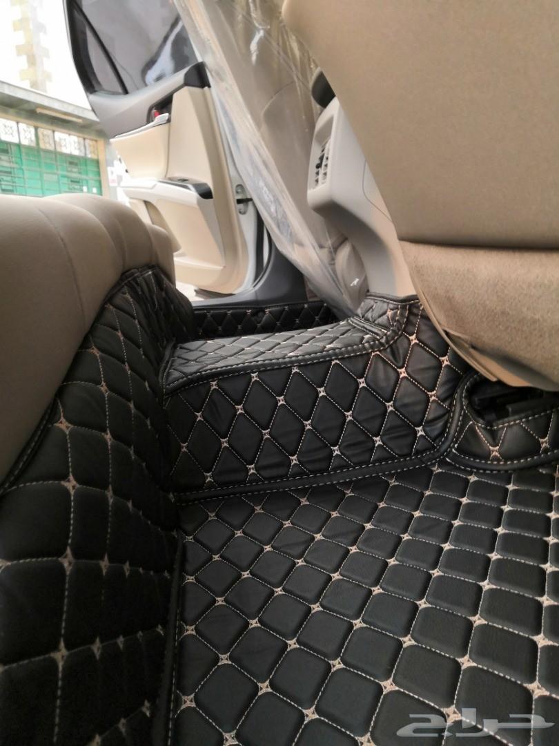 ارضيات مطرزة لسيارات تويوتا افالون