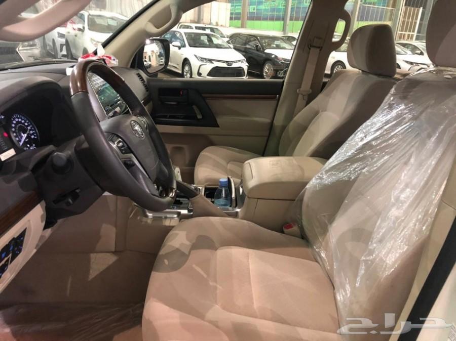 لاندكروزر 2018 GXR3  V8