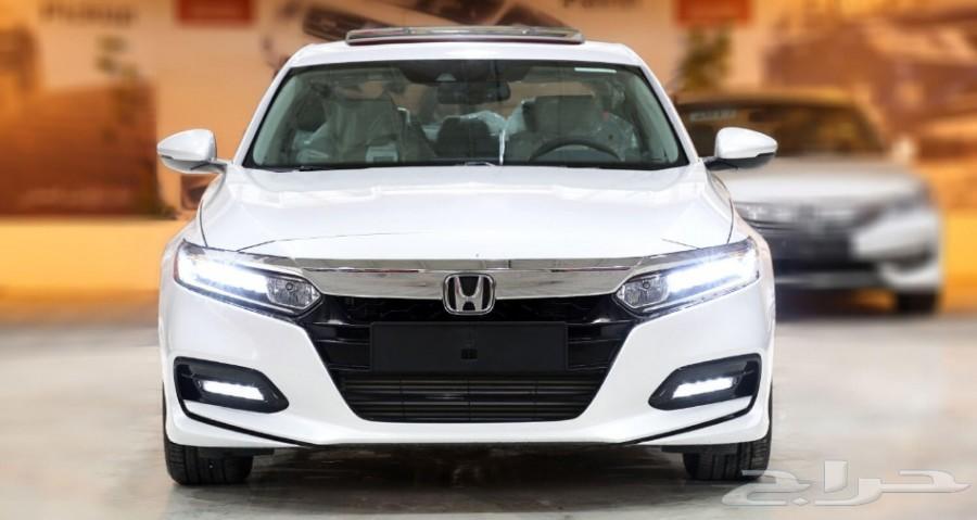 هوندا اكورد جلدEX 2018 بسعر110900 أسترجع 3000