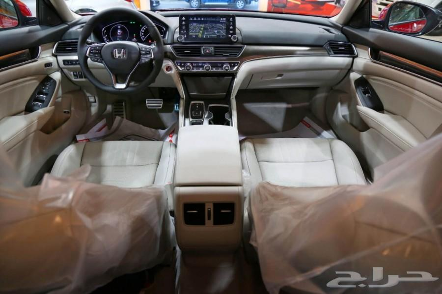 هوندا اكورد SPORT موديل 2018 بسعر 124.900ريال