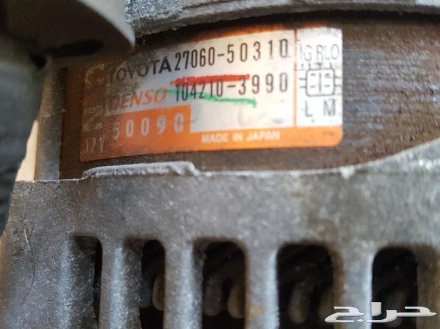 للبيع دينمو لكزس LS 430 اصلي وكاله مستعمله