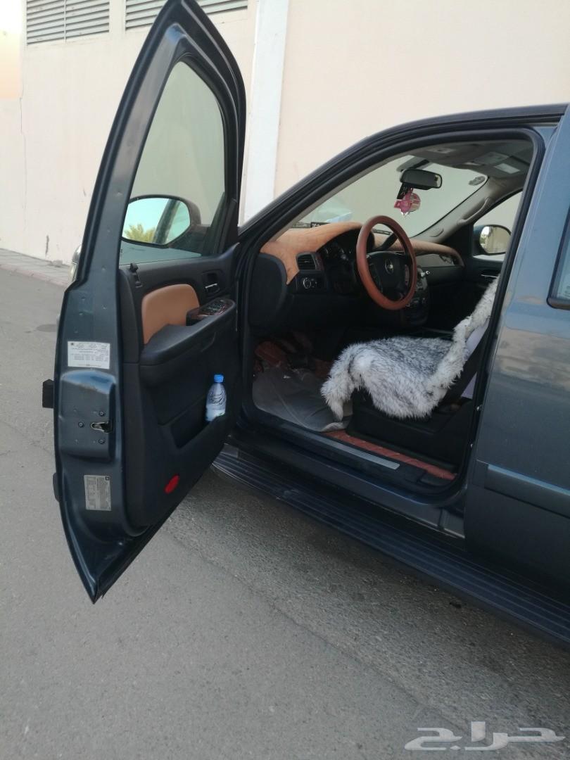 تاهو سعودي 2008 Lt ماشاء الله نظيف