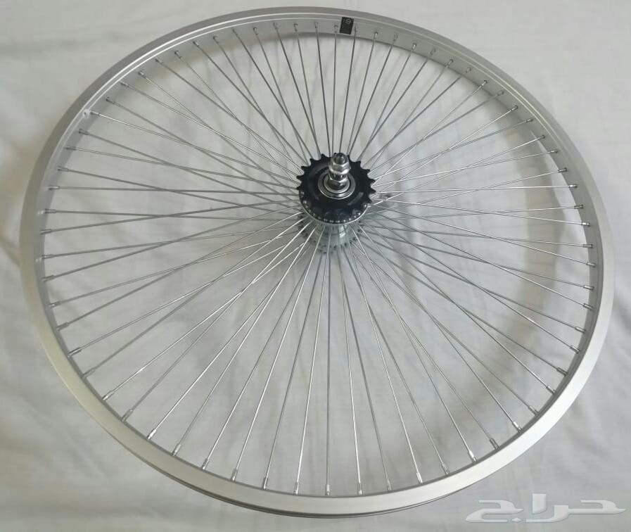 جنط دراجة كوبرا خلفي المونيوم مقاس26