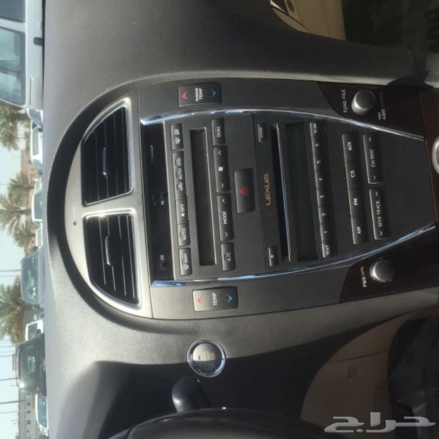 لكزس es350 موديل 2012