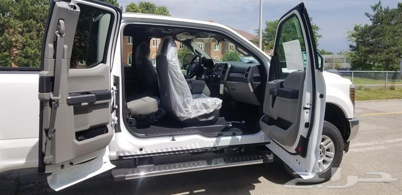 للبيع فورد F250 2019 اصفار استيراد