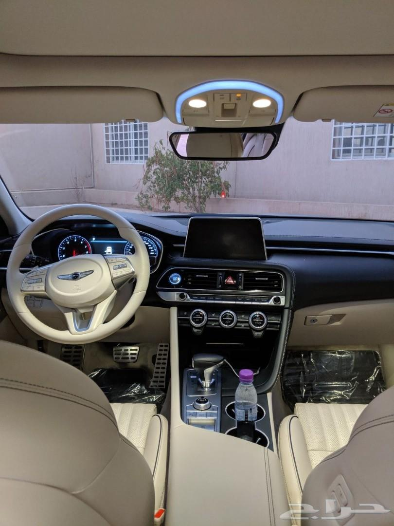 Genesis G70 2018 للبيع