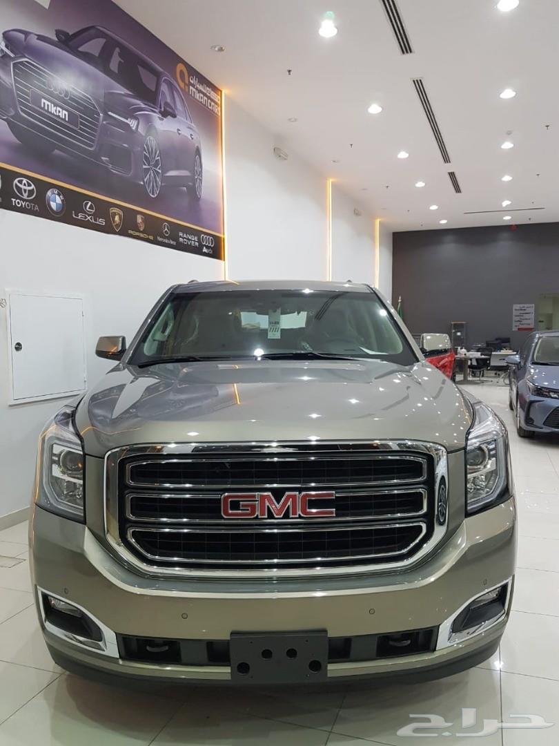 جمس 2019 SLE تم البيع تم بيع السياره
