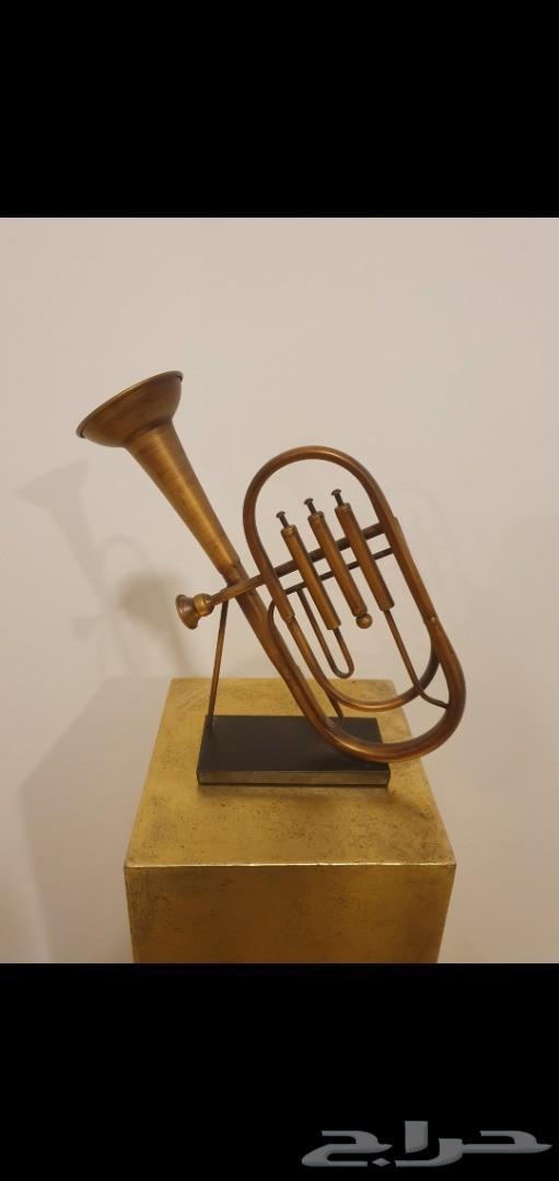 مجسم تحفه  آله موسيقية