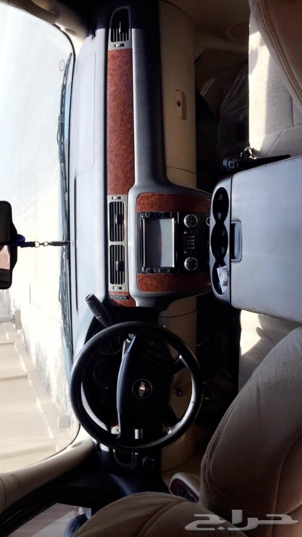 تاهو 2008  للبدل بسيارة صغيرة