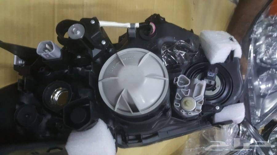 شمعات لكزس ES350 وكالة ونظيفة مرة