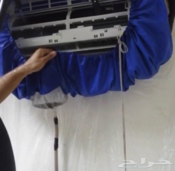 شركة غسيل خزانات شقق فلل مجالس كنب مكيفات خيم