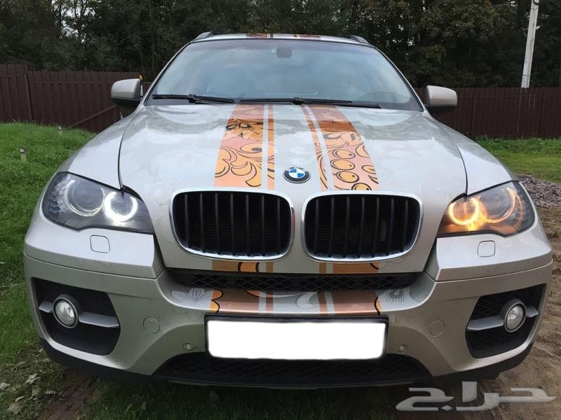أنوار بيضاء لحلقات و كشافات BMW