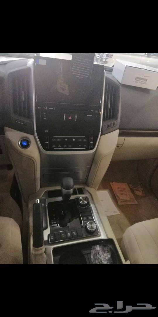 جيب لاندكروزر GXR3 جراند مخمل 2019 (جارالله)