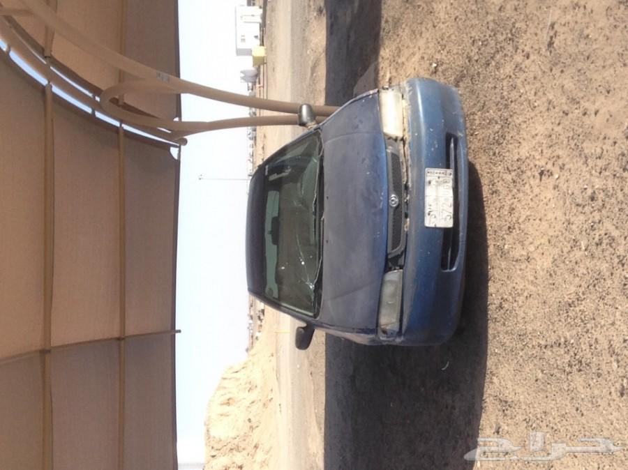 سيارة مازدا 323مديل98 ب2000ريال