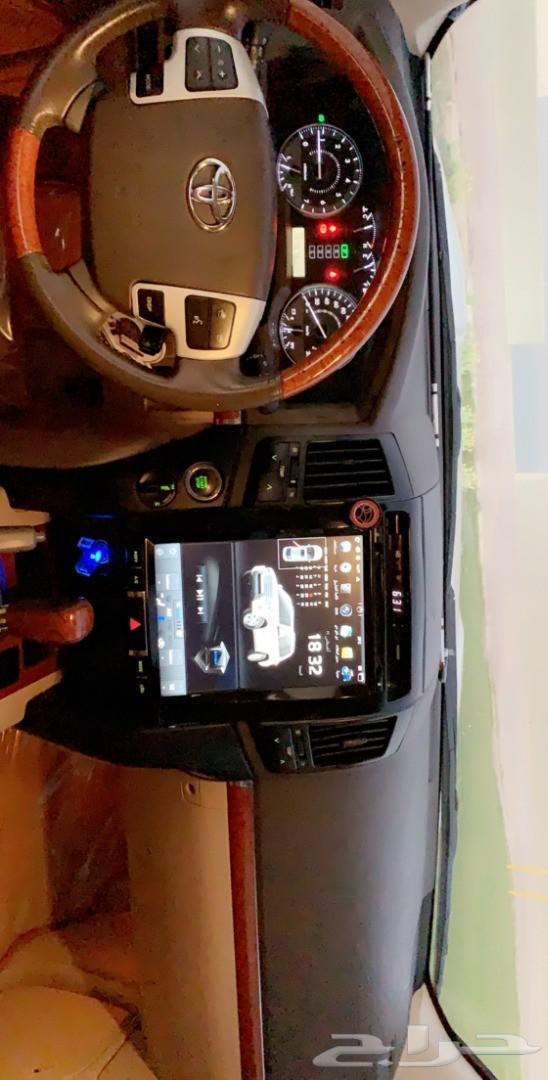 تويوتا لاندكروزر 2014 GX-R فل ابشن 8 سرندل