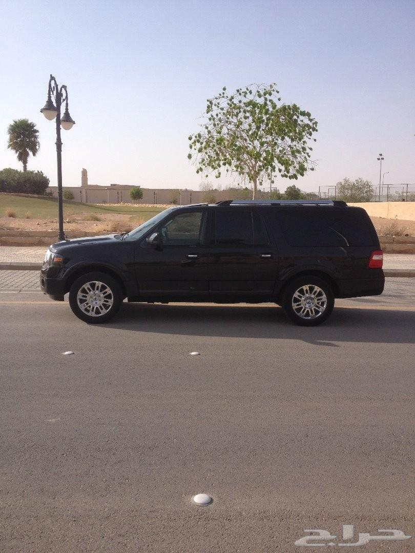 للبيع فورد أكسبدشن 2012 فل كامل طويل سعودي