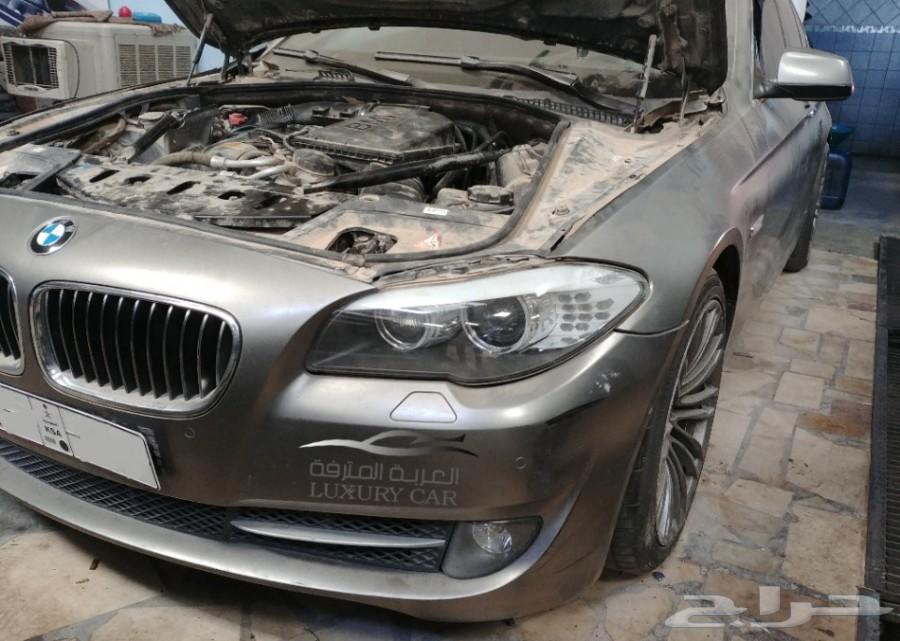الورشة الأفضل لصيانة سيارات BMW