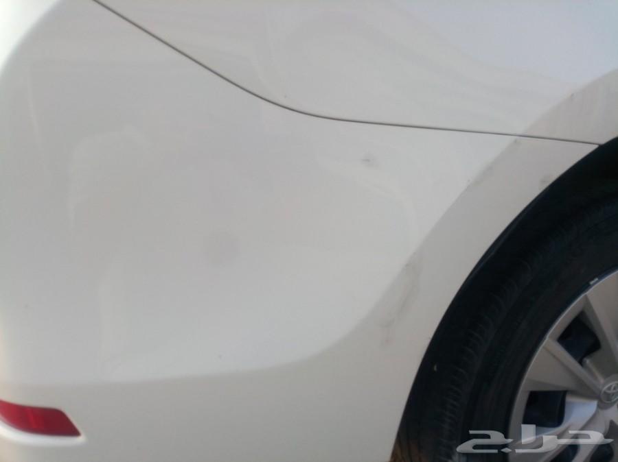 كورولا  جير عادي 2016 ممشى43
