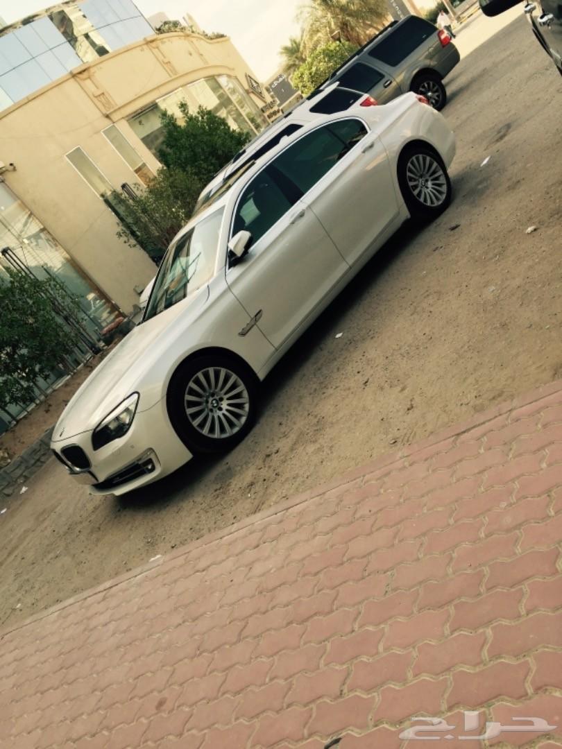 BMW 730 stander
