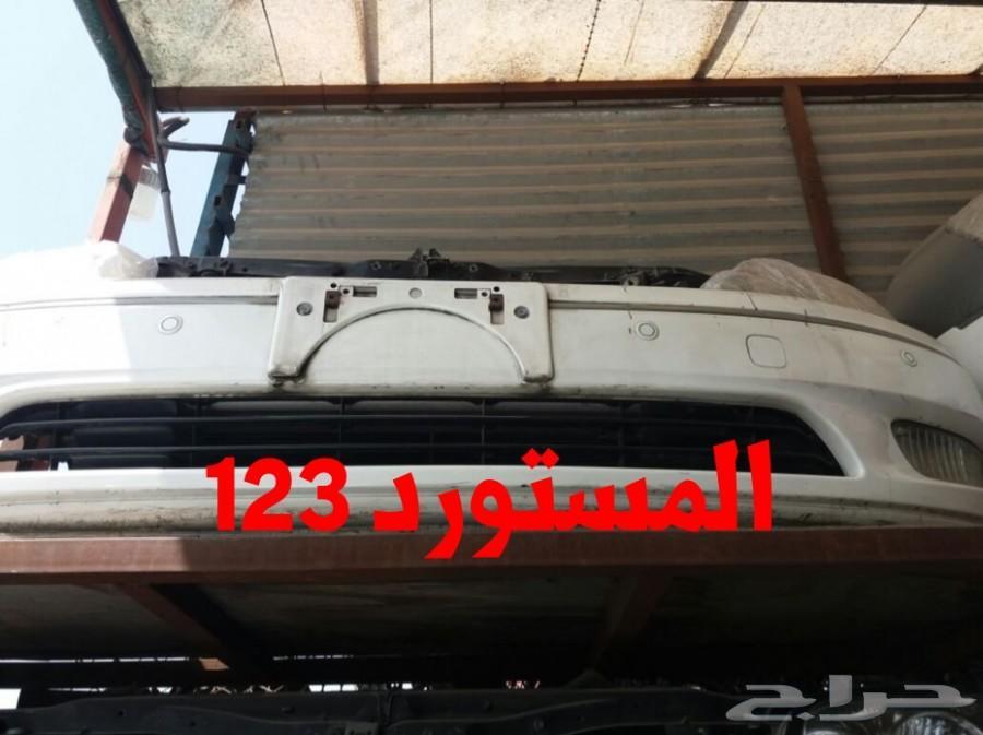 توفير كافة قطع غيار لكزس LS430 LS400 مستخدمة