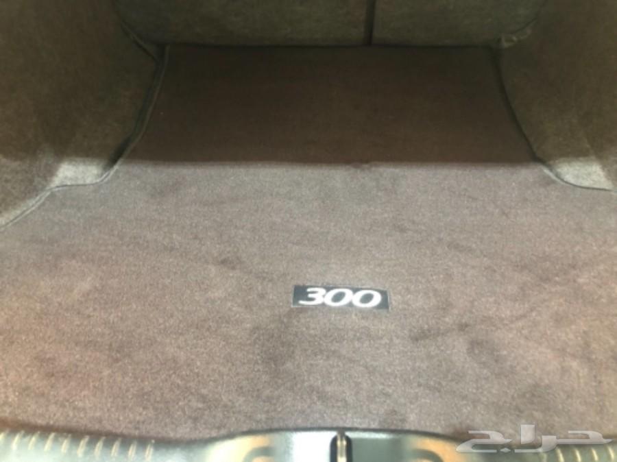 كرايزلر C300 بطاقة جمركيه 2016