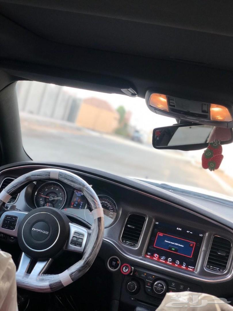 دوج تشارجر SRT8 فل كامل سعودي