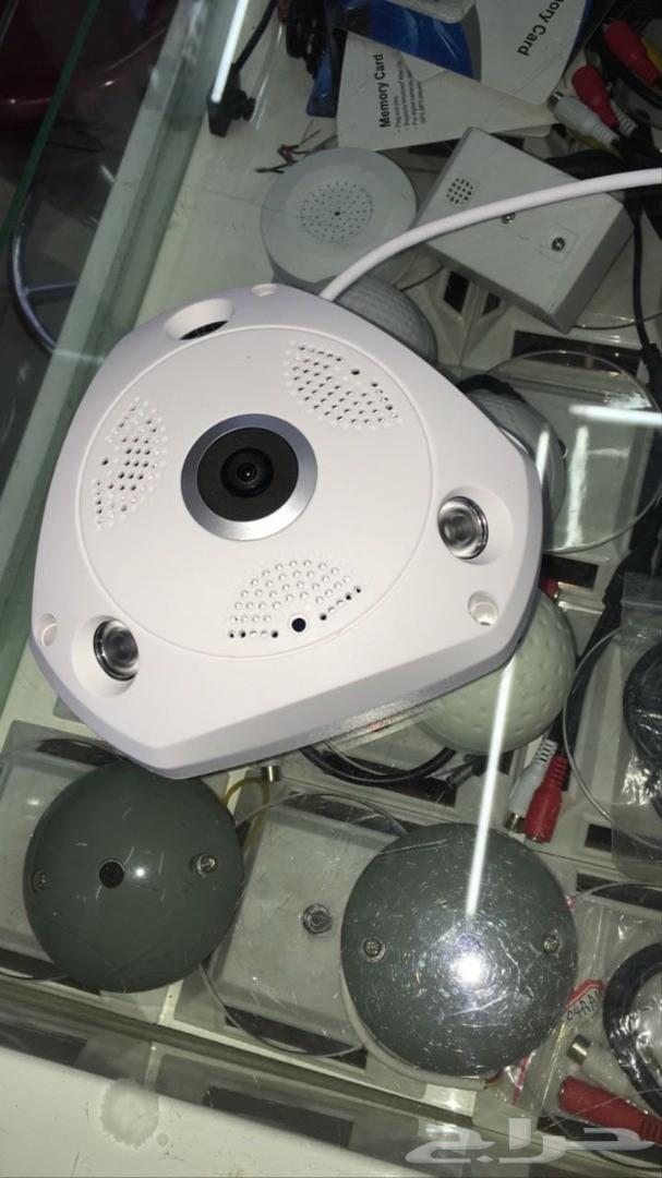 عرض على كاميرات مراقبة
