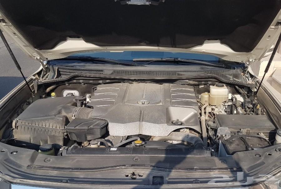 تويوتا لاندكروزر V8 جكسار 3 GXR3 سعودي 2016