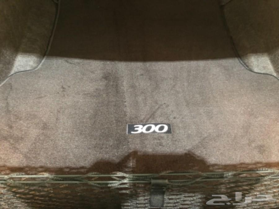 ( مباع )كرايزلر C300  2016  بطاقه جمركيه