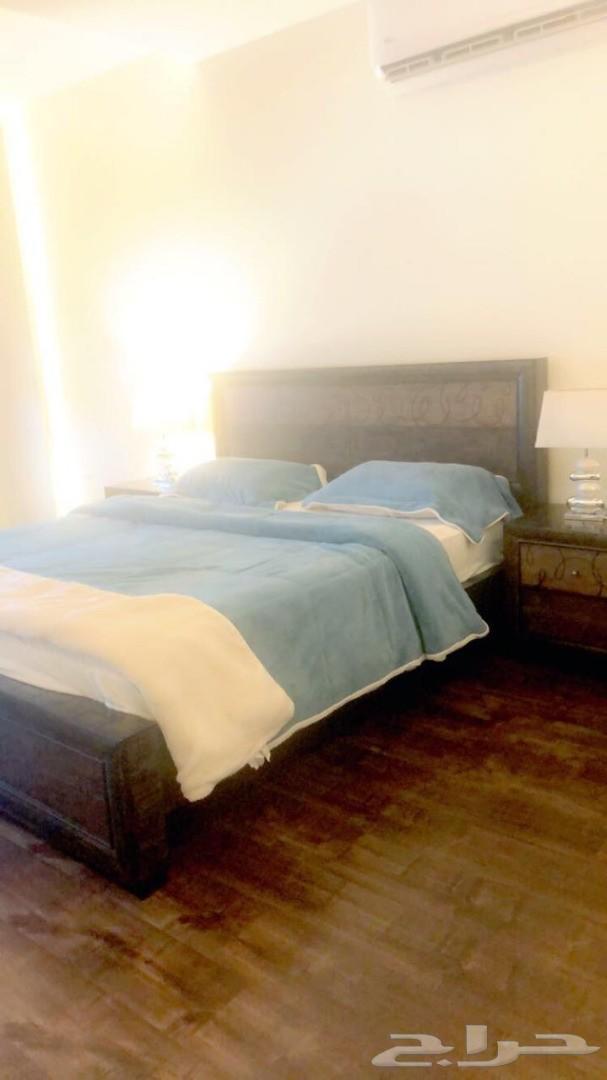 سرير نوم نفرين بدون مرتبه فقط ب 350 ريال
