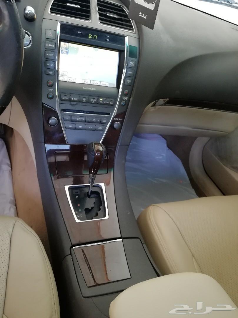لكزس 2012 بانوراما 350