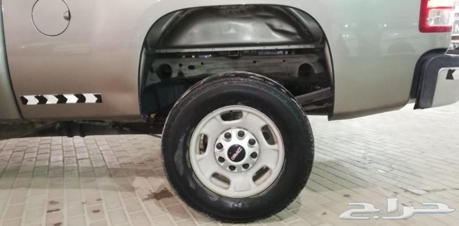جمس سييرا 2014 2500HD
