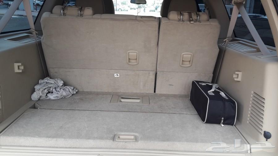 فورد اكسبديشن XL  موديل 2012 ستاندرد شاص طويل