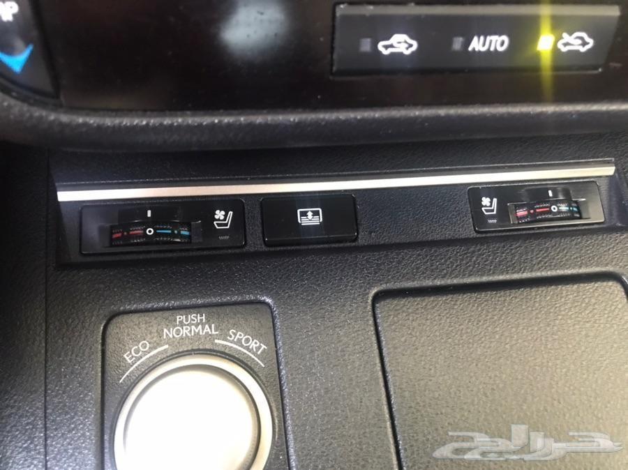 ليكزس ES350 موديل 2015 عودي بطاقة