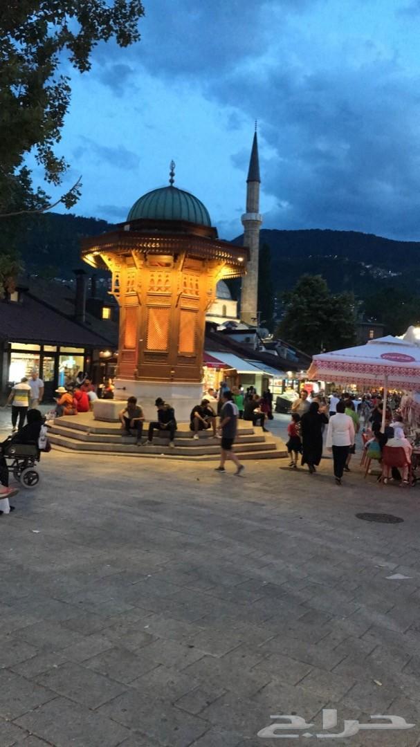 السياحة الى البوسنة والهرسك ...