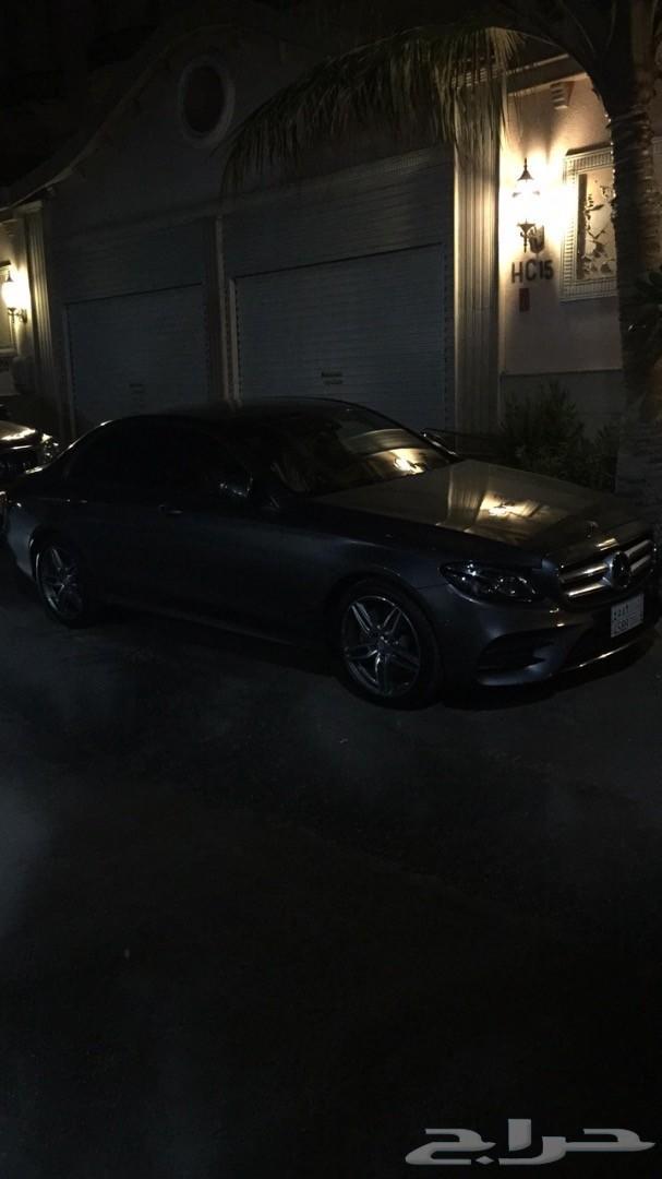 Mercedes E200 kit AMG Full 2017