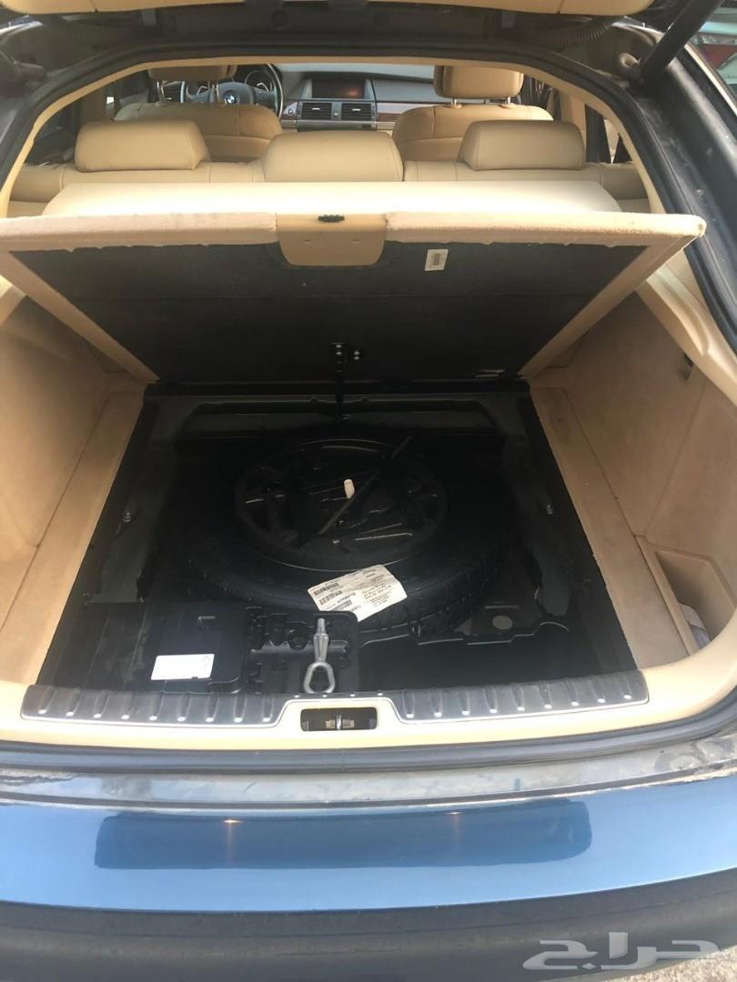 BMW X6 خارق النظافة 2013