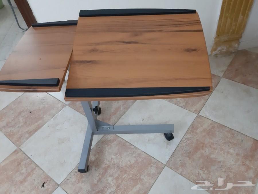 طاولة لاب توب متحركة 100