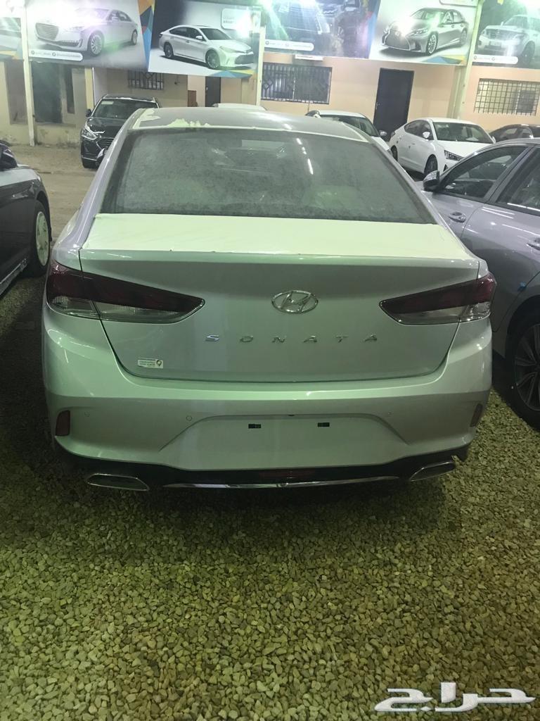 هونداى سوناتا 2019 ستاندر سعودى 69500