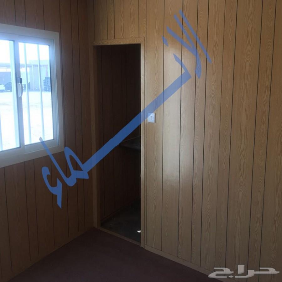 غرف جاهزة سواقين وخادمات وبركسات