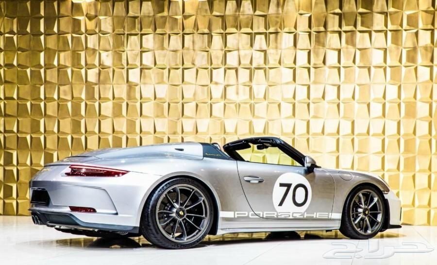 بورش Porsche 911 991 Speedster