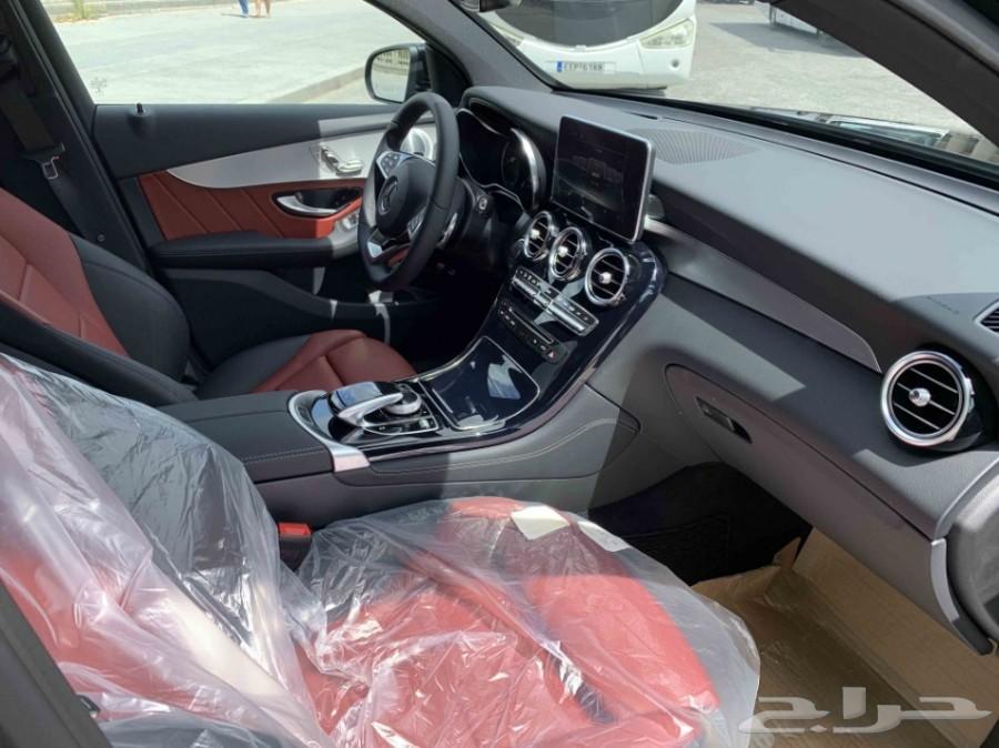 مرسيدس بنز Mercedes-Benz GLC250 4Matic Coupe